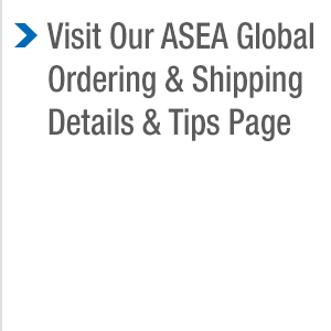 Shipping Details & Tips - ASEA Global